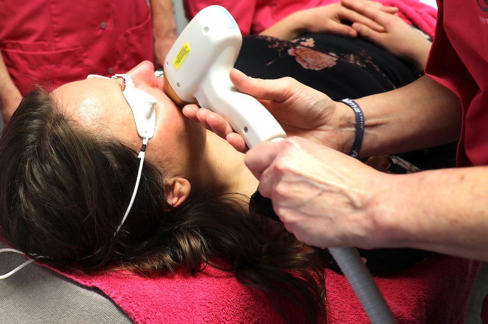 Pijnloos ontharen - huidtherapie Wijchen